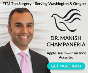 FTM Top Surgery Washington - Dr. Manish Champaneria