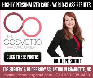 Dr. Hope Sherie - FTM Top Surgery and Hi-Def VASER Body Sculpting in Charlotte